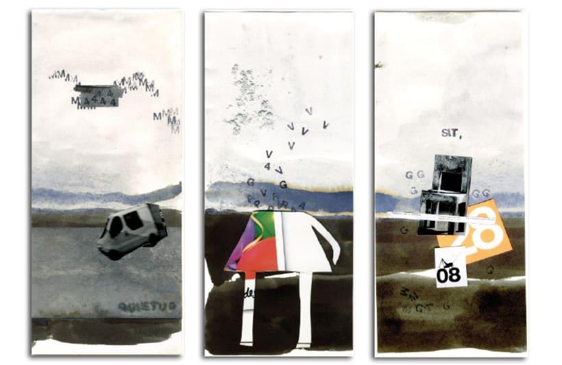 Collage y técnica mixta 2