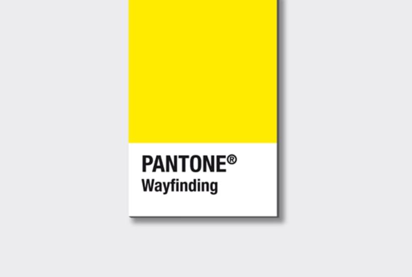 """Pantone Wayfinding"" 2"