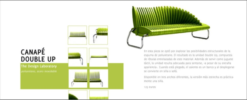 Folleto, catálogo 12