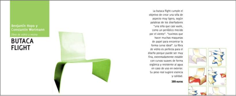 Folleto, catálogo 16