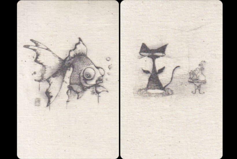 Cartas, juego de las parejas. 12