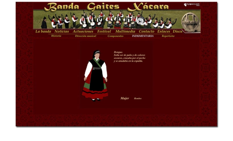 Banda Gaites Xácara 16