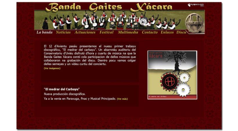 Banda Gaites Xácara 14