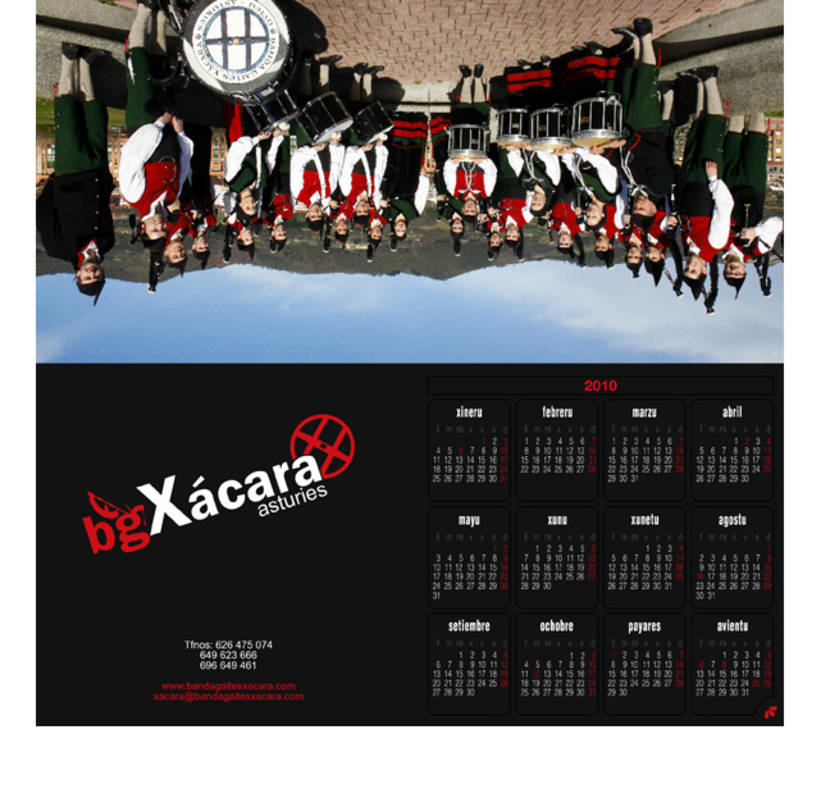 Banda Gaites Xácara 9