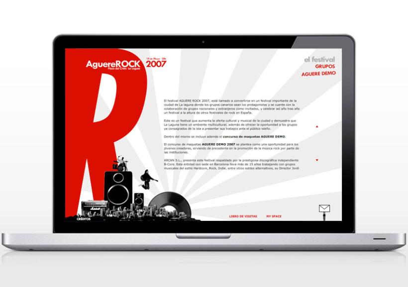 Web AguereRock 1