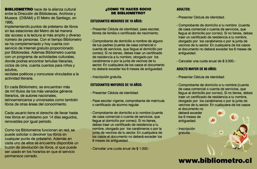 Triptico Bibliometro 2