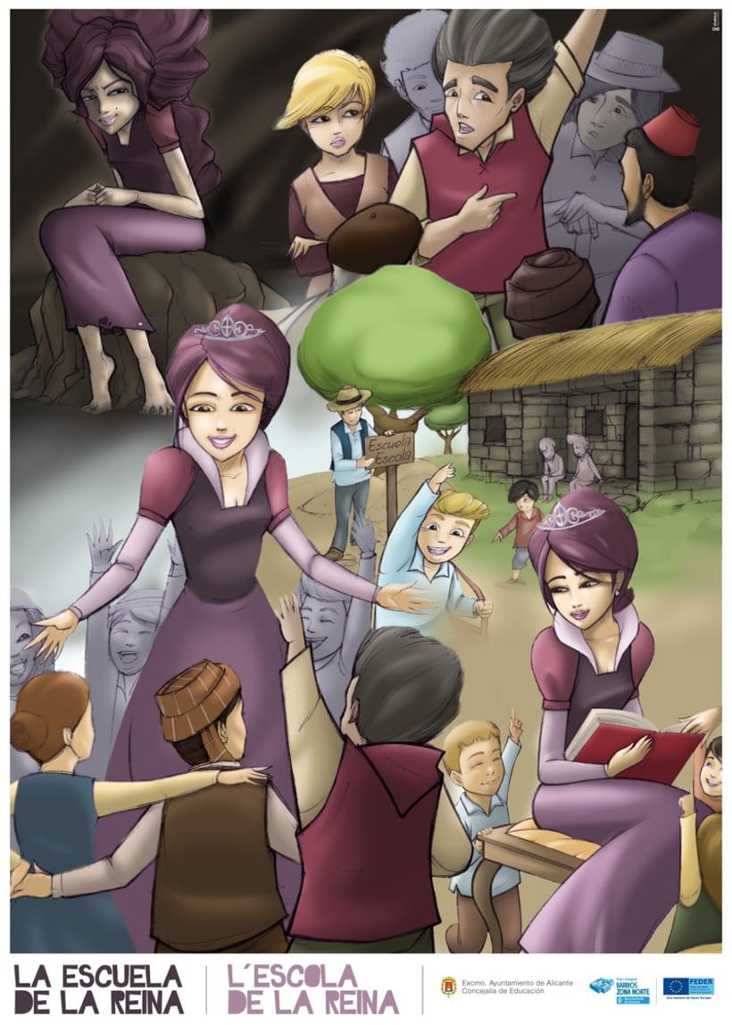 Escuela de la Reina 2