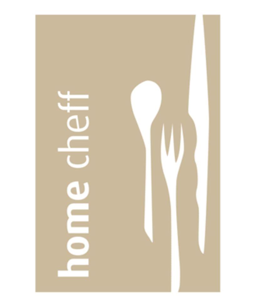 Home Cheff · Diseño de logo 2