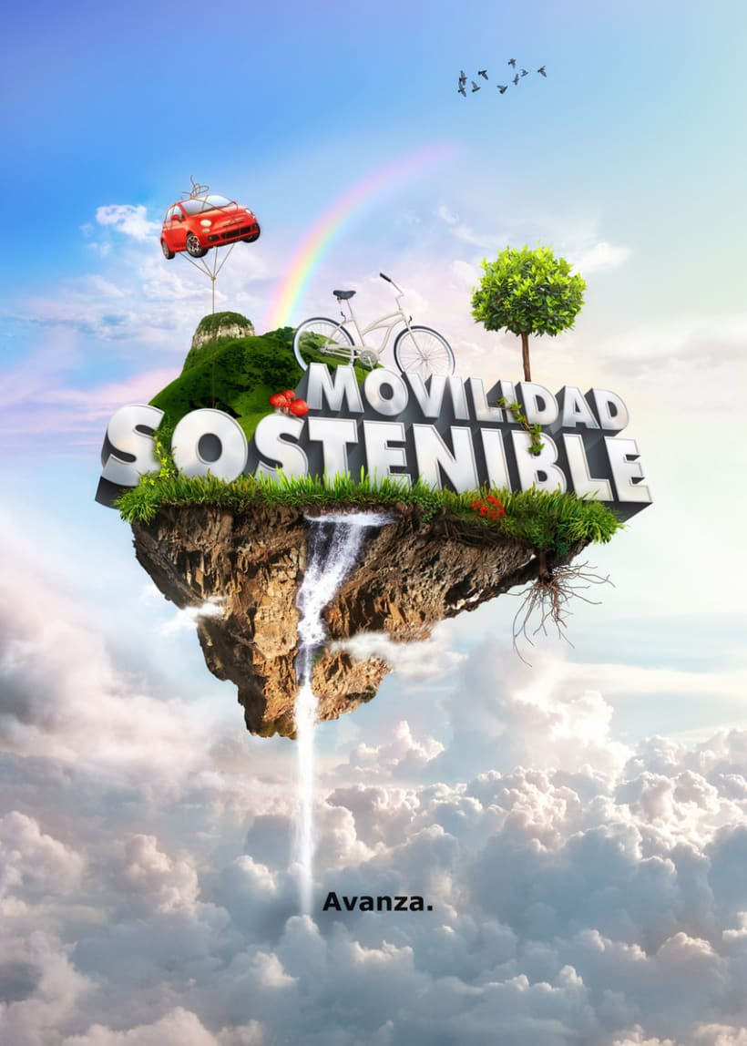 Cartel | MOVILIDAD SOSTENIBLE 1