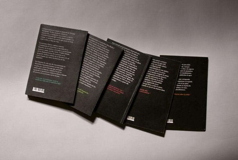 Colección de libros // Mujeres en la Literatura 6
