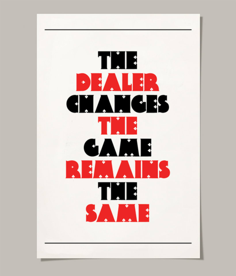 The Dealer Changes 1