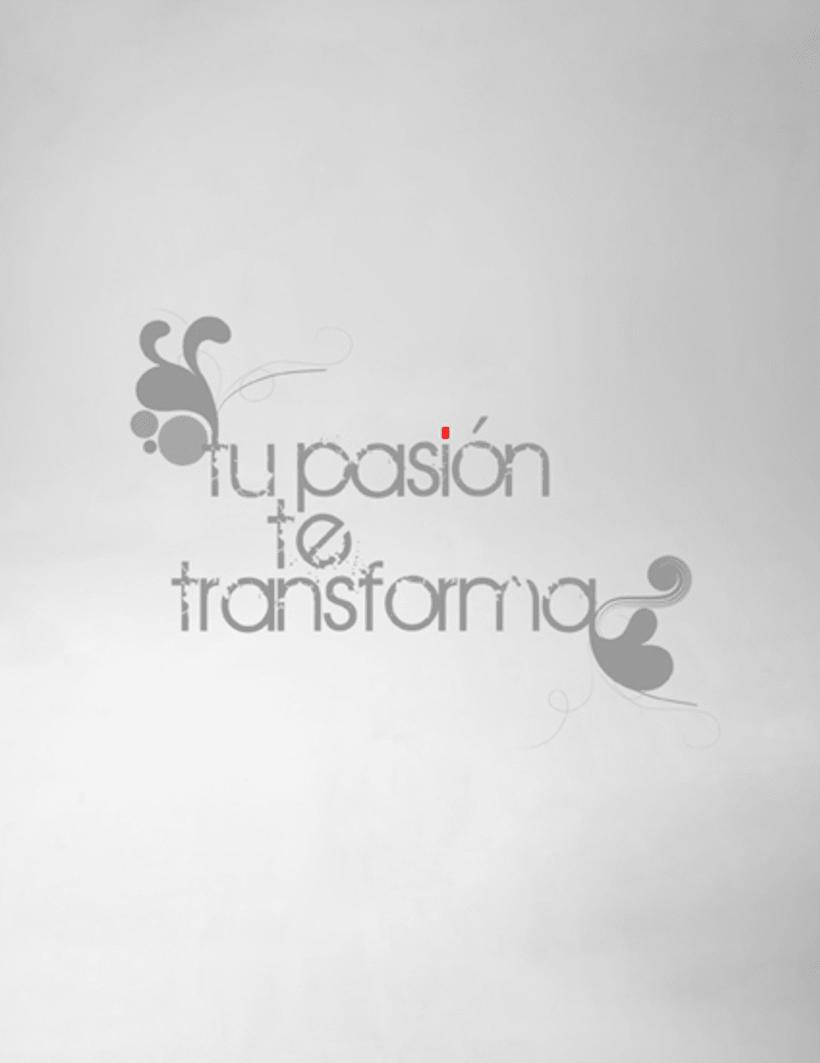 tu pasion te transforma 1