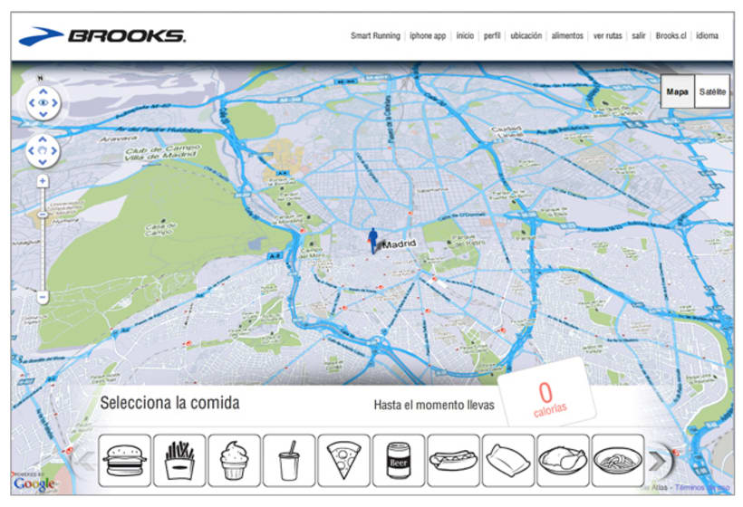 Web Site Brooks 2