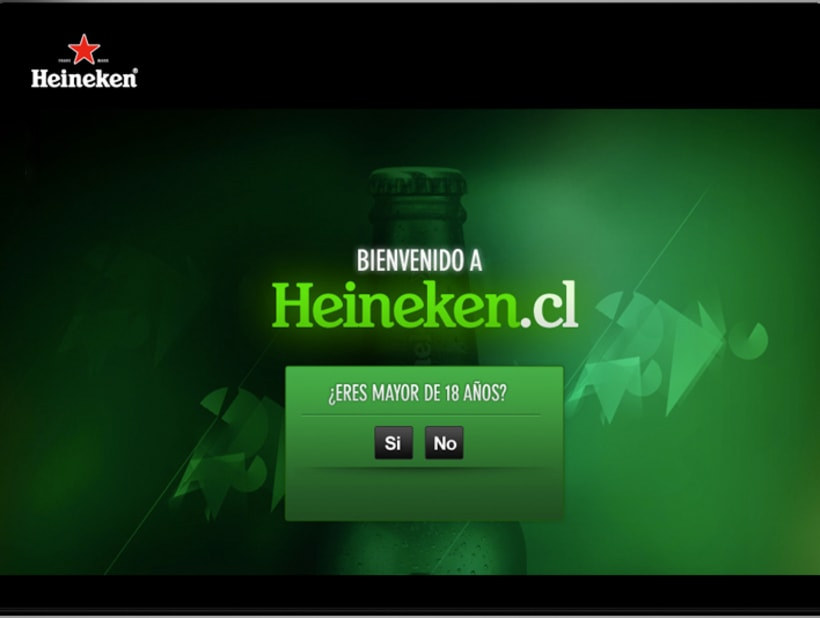 Hot Site Heineken 2