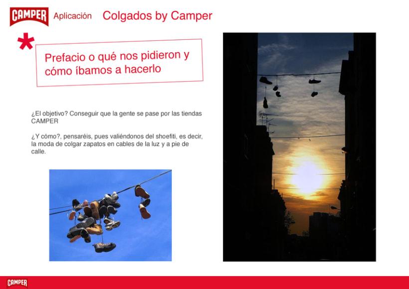 COLGADOS by CAMPER 1