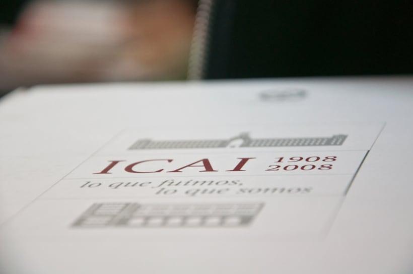 ICAI Diseño libro Centenario 2