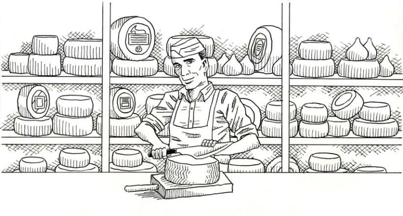 El Corte Inglés - Ilustraciones para packaging 2