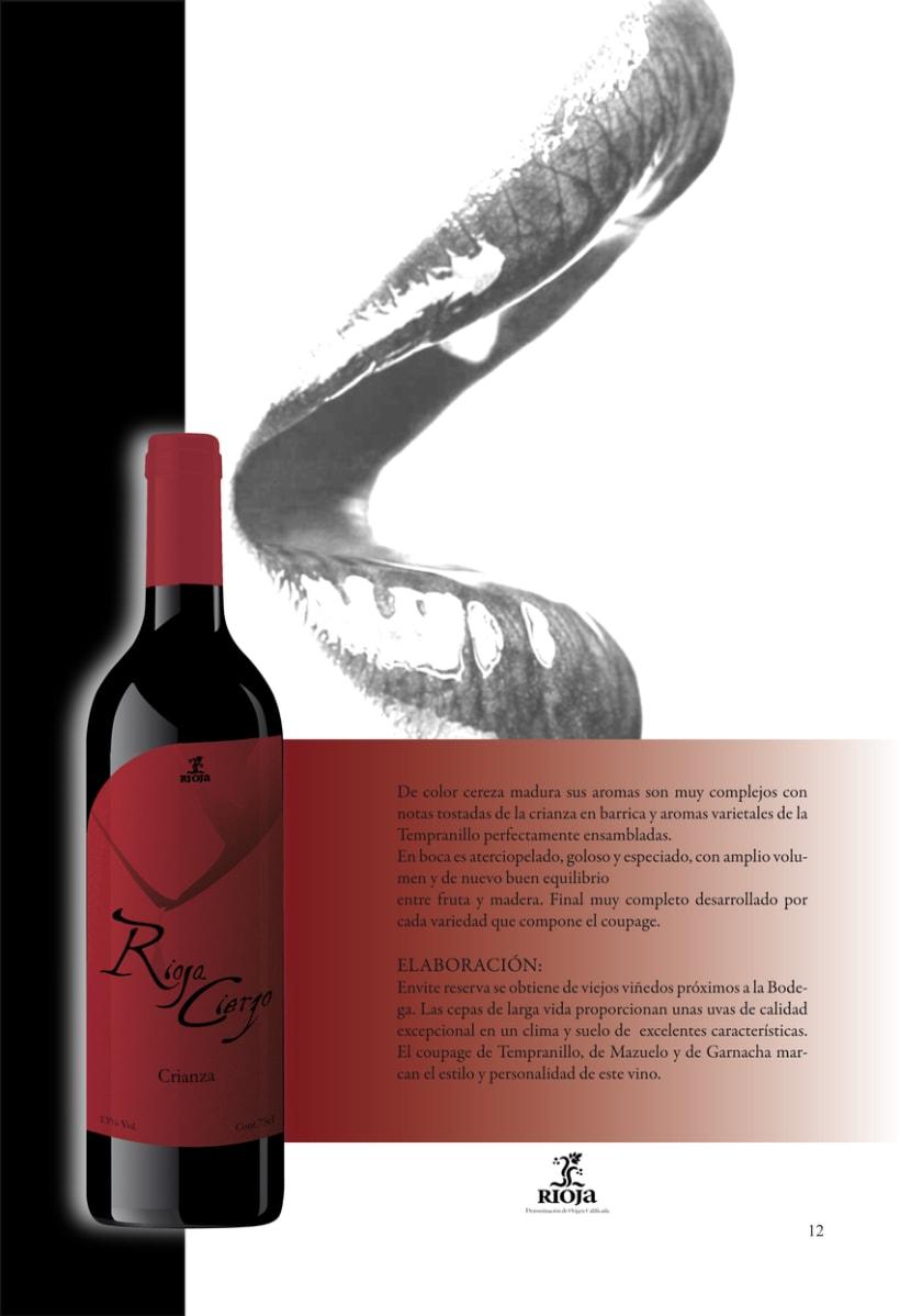 Catálogo para vinos 5