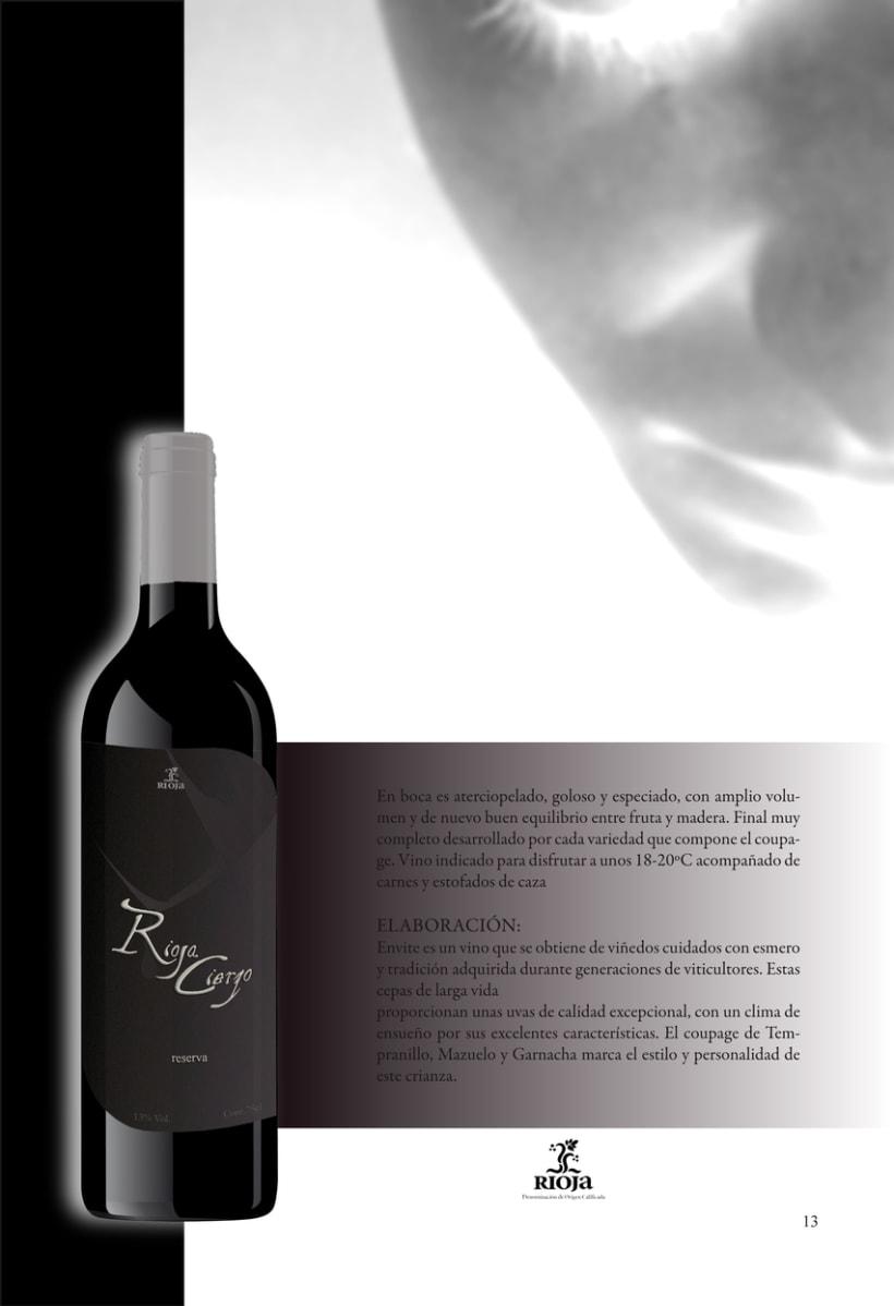 Catálogo para vinos 4