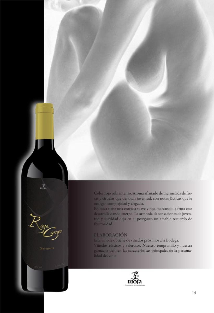 Catálogo para vinos 3