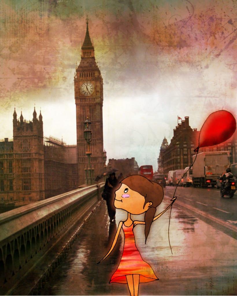 Viaje en un globo 3