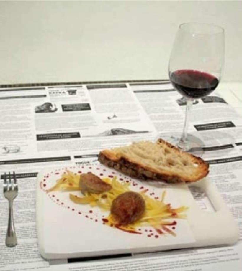 Gastronomía y diseño 5