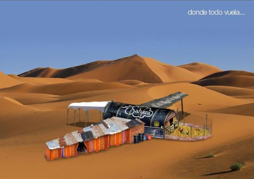 SAHARA AIRLINES 4