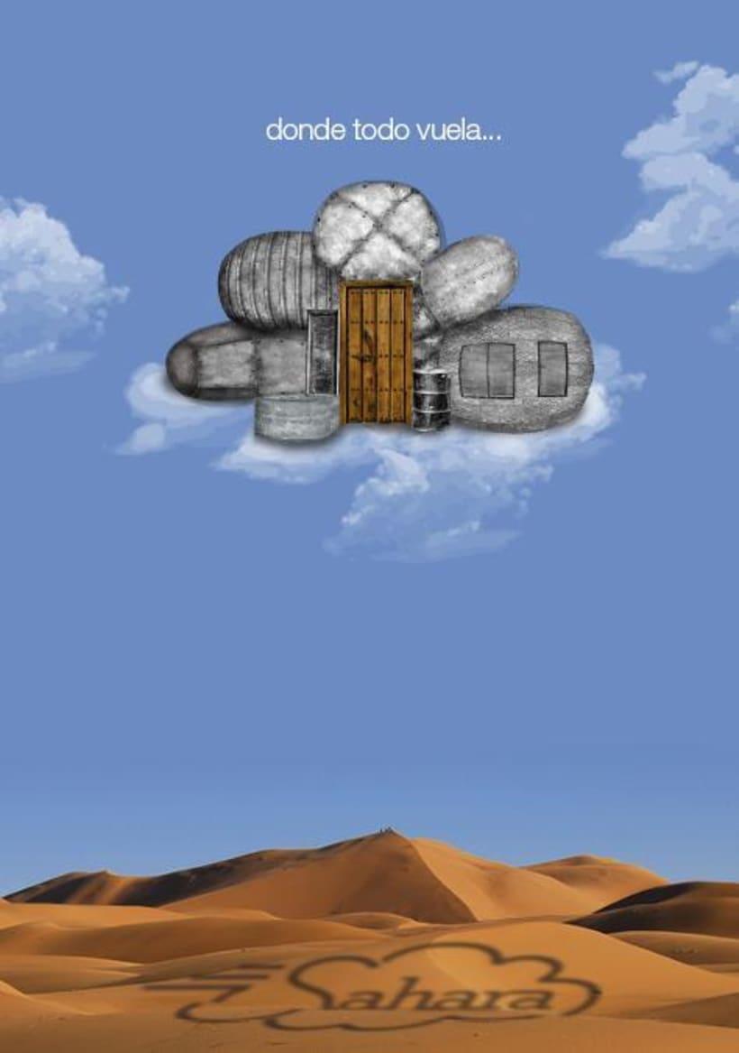 SAHARA AIRLINES 6