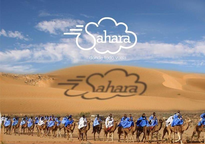SAHARA AIRLINES 3