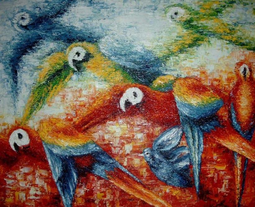 Mis primeras pinturas 8