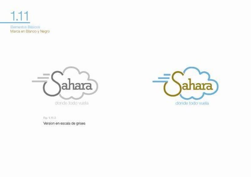 SAHARA AIRLINES 7