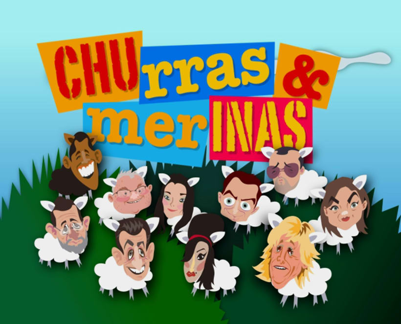 CHURRAS Y MERINAS 2