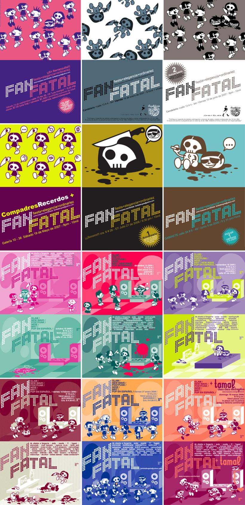 FAN FATAL 7