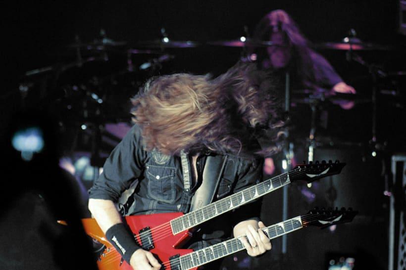 Slayer y Megadeth Madrid 28 de marzo 15