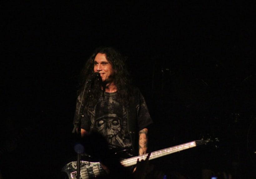 Slayer y Megadeth Madrid 28 de marzo 9