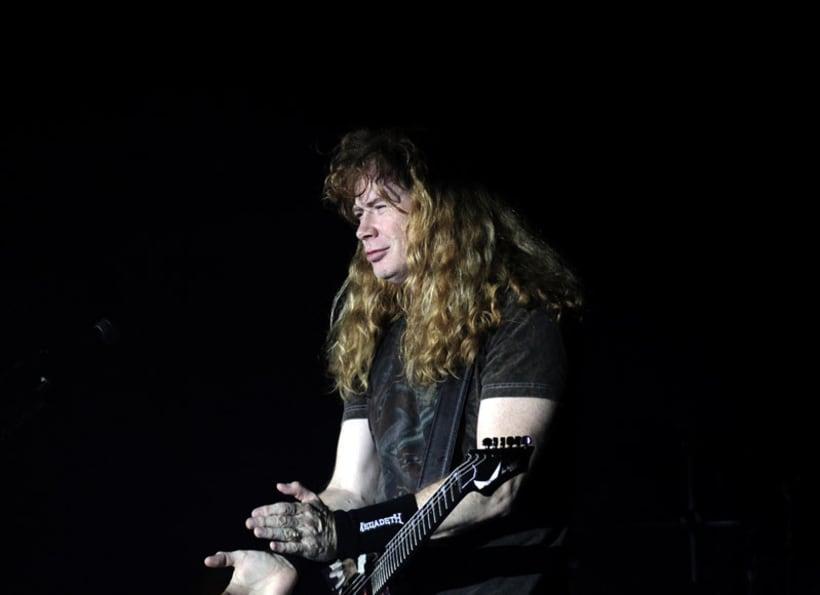 Slayer y Megadeth Madrid 28 de marzo 6