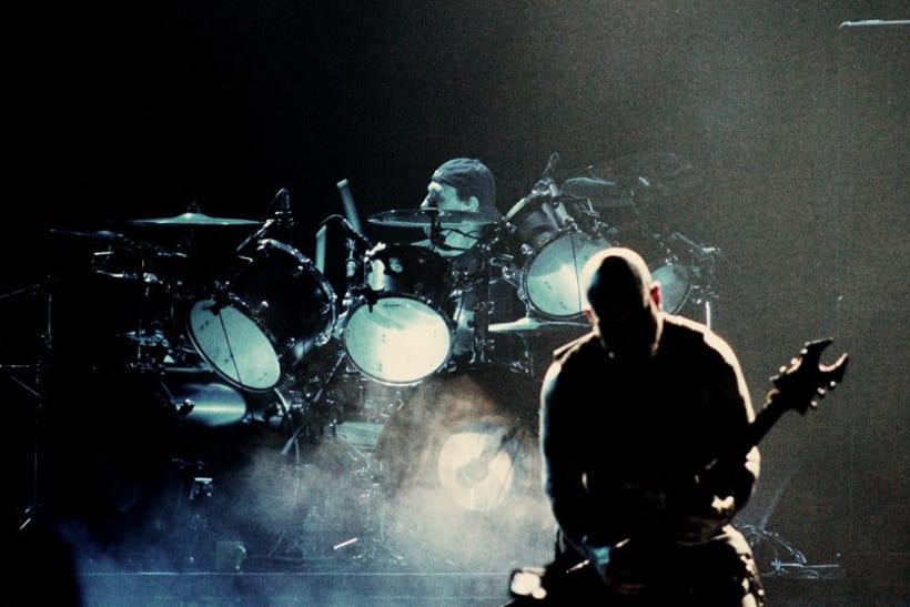 Slayer y Megadeth Madrid 28 de marzo 2