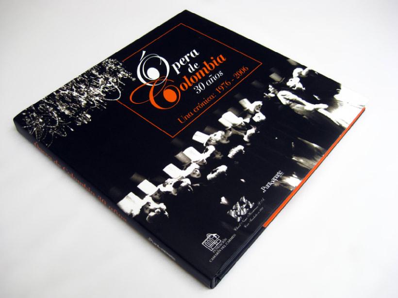 Ópera de Colombia 30 años 2