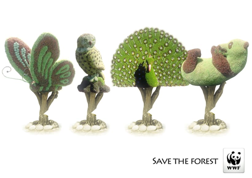 wwf save the forest 2