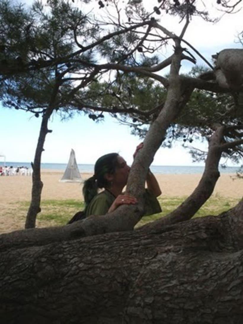 Besos de árbol 30