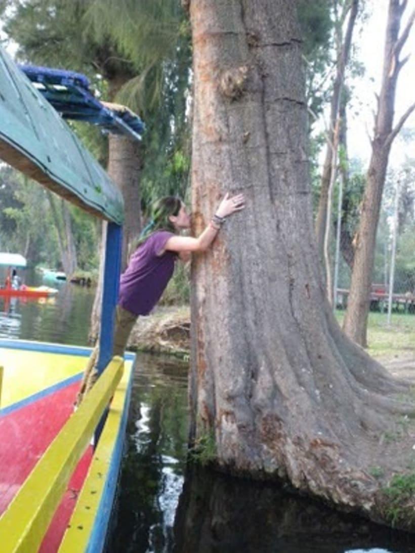 Besos de árbol 18