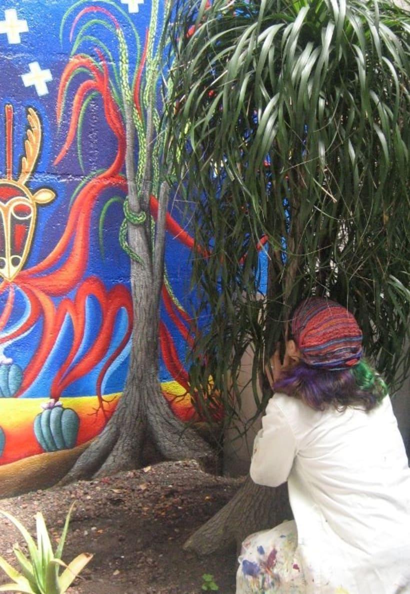 Besos de árbol 14