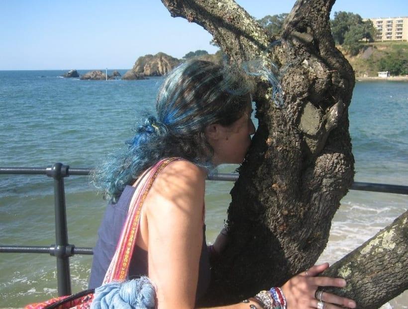 Besos de árbol 12