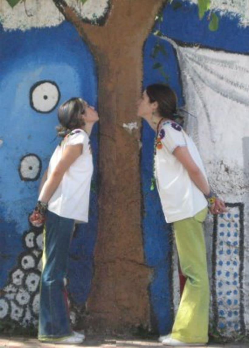Besos de árbol 6
