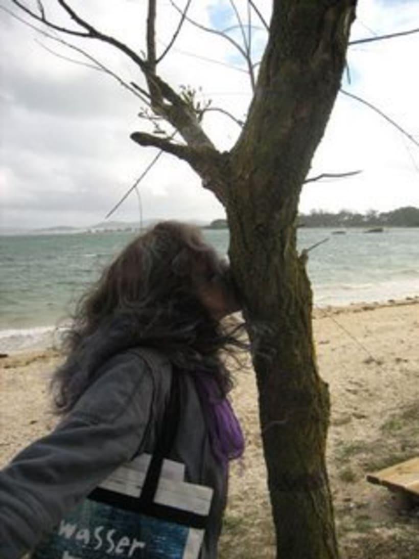 Besos de árbol 2