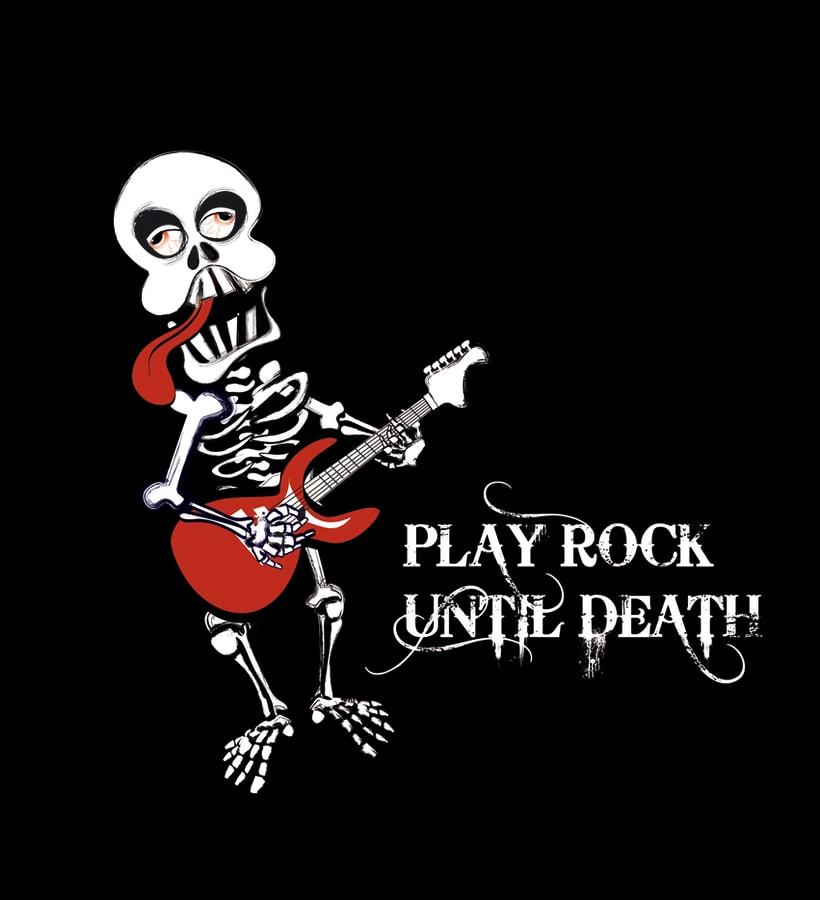 Play Rock Until Death 1