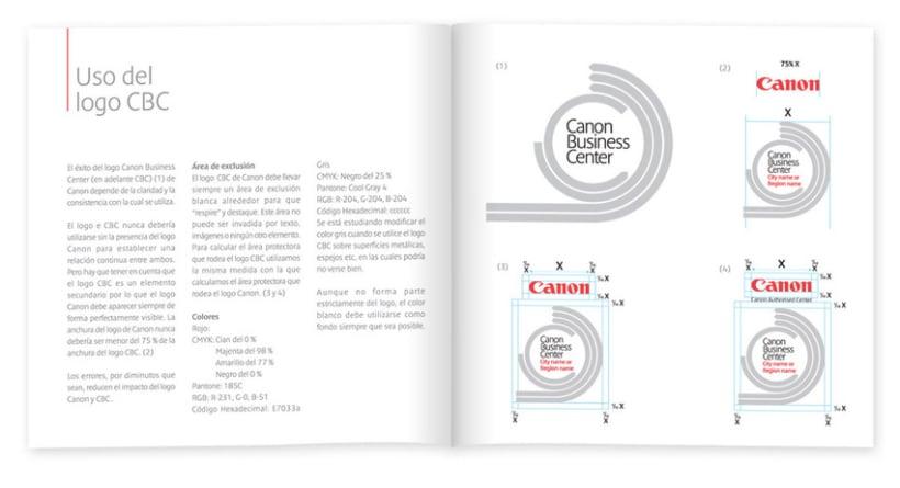 Manual de eventos Canon 6