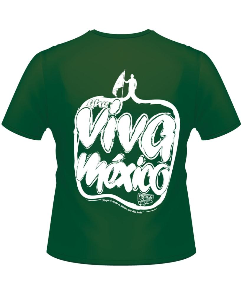 Diseño T.Shirt  2