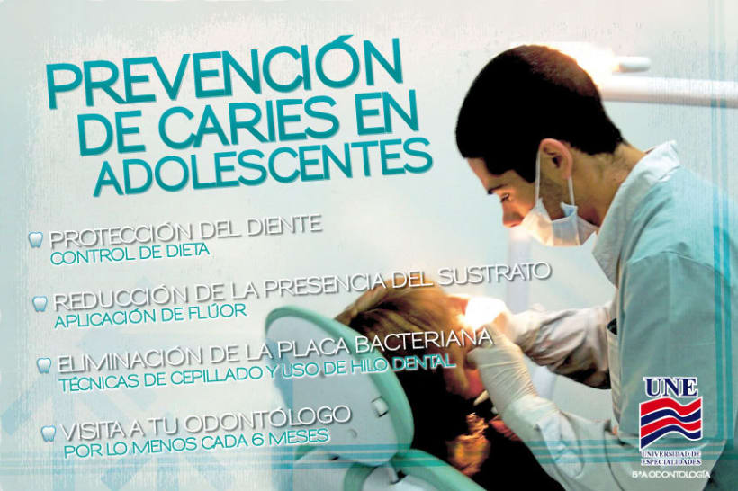 Lona Promocional Semana Higiene Bucal 1