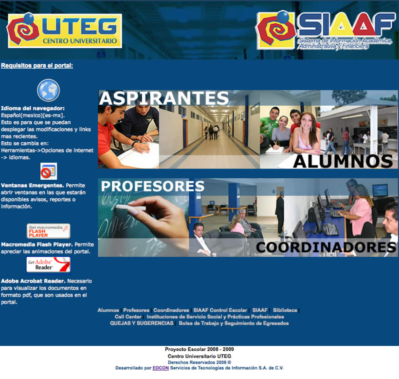 Diseño de Site 1